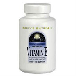 Source Naturals Vitamin E d-alpha Tocopherol