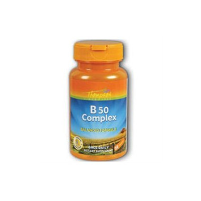 Thompson Nutritional Products Vitamin B Complex 50 30 Caps