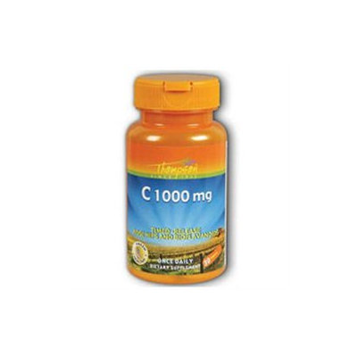 Vitamin C 1000mg by Thompson Nutritional - 30 Tablets
