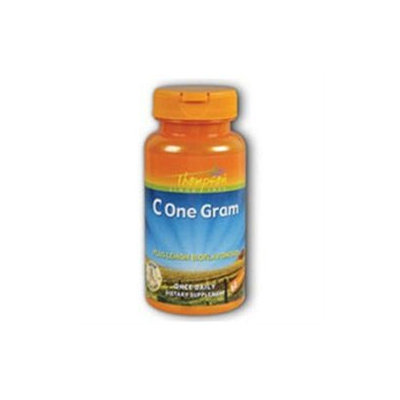 C One Gram 1000mg by Thompson Nutritional - 60 Capsules