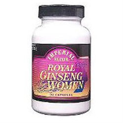 Imperial Elixir Royal Ginseng for Women - 45 Capsules