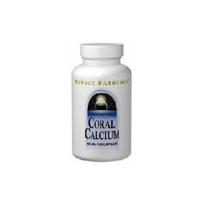Source Naturals Coral Calcium - 600 mg - 60 Tablets