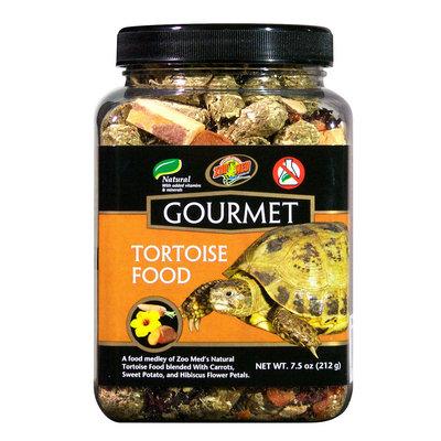 Zoo Med Gourmet Tortoise Food: 7.5 oz