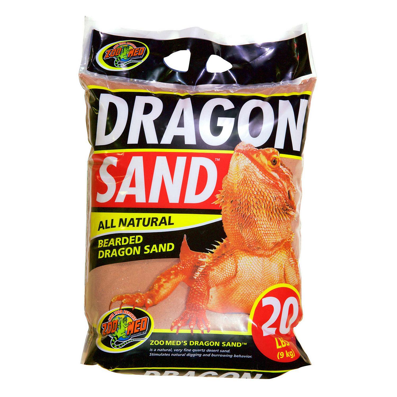 Zoo Med Dragon Sand, 20 lbs. ()