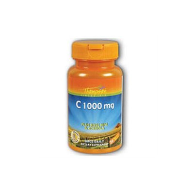 Vitamin C Plus Rose Hips and Acerol 1000mg by Thompson Nutritional - 30 Capsules
