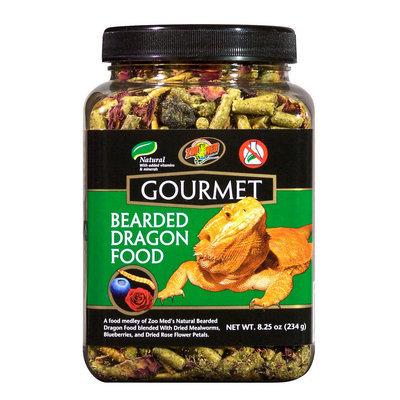 Zoo Med Gourmet Bearded Dragon Food