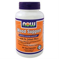 NOW Foods - Mood Support with Saint John's Wort - 90 Vegetarian Capsules
