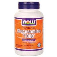 NOW Foods - Vegetarian Glucosamine 1000 Joint Health - 90 Vegetarian Capsules
