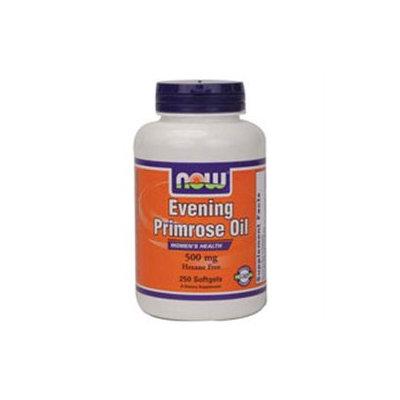 NOW Foods - Evening Primrose Oil 500 mg. - 250 Softgels