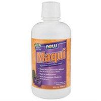 NOW Foods - Maqui SuperFruit Antioxidant Juice - 32 oz.