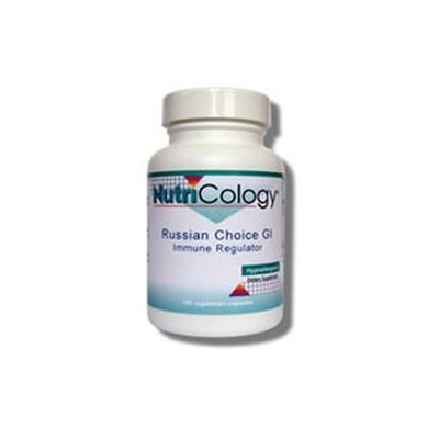 Allergy Research nutricology Russian Choice Gi 100 Caps by Nutricology/ Allergy Research Group