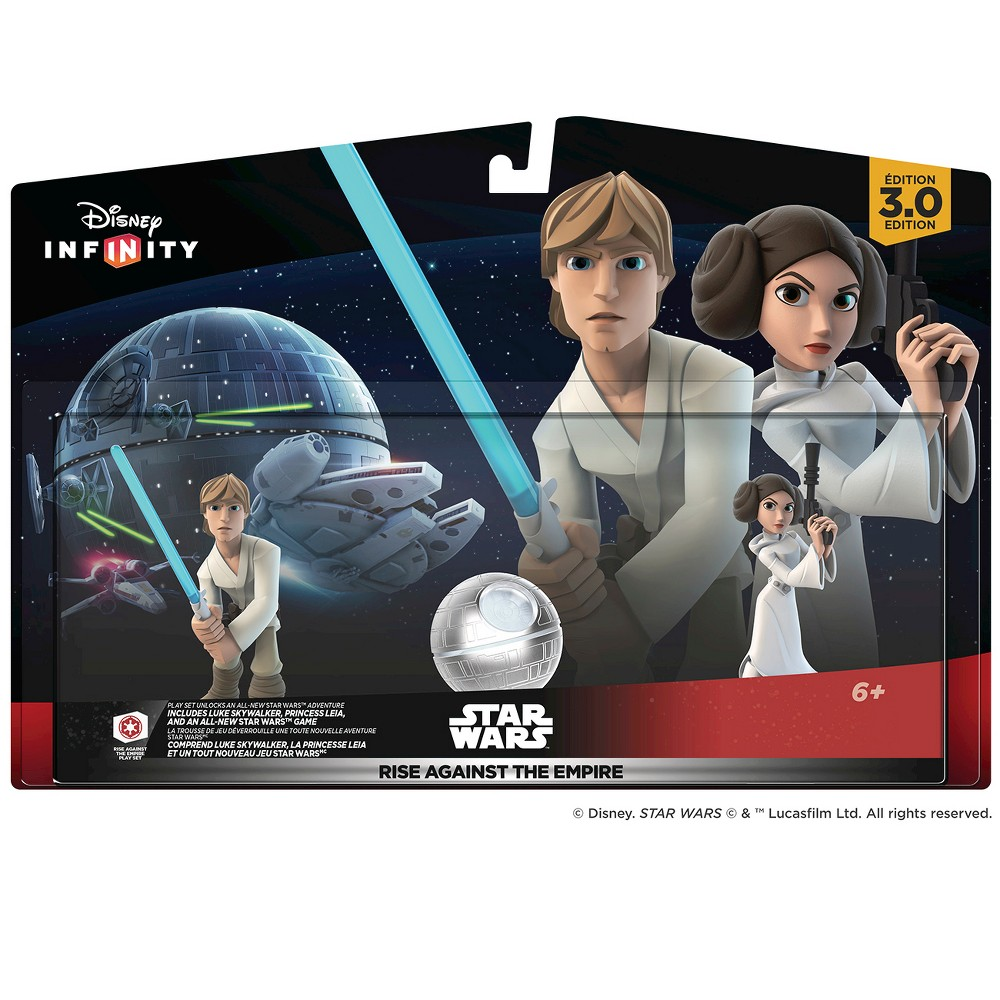Disney Infinity 3.0 Edition: Star Wars(tm) Rise Against the Empire Play Set