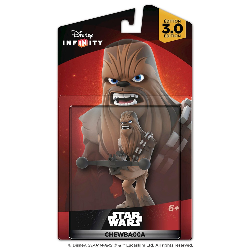 Disney Infinity 3.0 Edition: Star Wars(tm) Chewbacca Figure