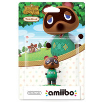 Nintendo - Amiibo Figure (animal Crossing Series Tom Nook)