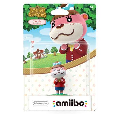 Nintendo Lottie amiibo Figure, Multi-Colored