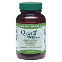 Phyto-therapy Q-Gel Mega 100Mg 30 Softgels from Phyto Therapy