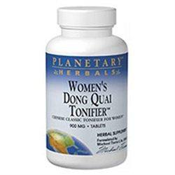 Planetary Formulations Women's Dong Quai Tonifier 120 tabs, Planetary Herbals