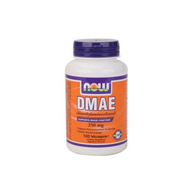 NOW Foods DMAE 250 mg VCaps