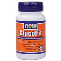 NOW Foods - GlucoFit 24 mg. - 60 Softgels formerly GlucoTrim