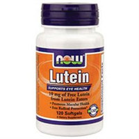 NOW Foods Lutein Esters 20 mg Softgels