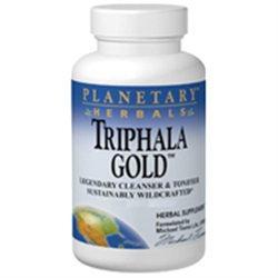 Planetary Ayurvedics Triphala Gold 1000 mg, 60 Tablets, Planetary Herbals