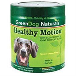 Green Dog Naturals Healthy Motion 300 g Powder Tub