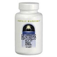 Source Naturals Hi-Stress B & C w/ Herbs