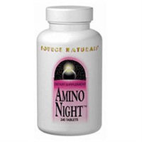 Source Naturals Amino Night - 60 Tablets - Amino Acid Complex