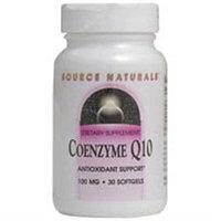 Source Naturals CoQ10 (Vegetarian)