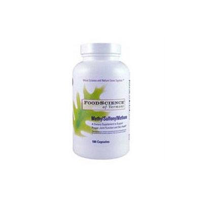 FoodScience of Vermont MethylSulfonylMethane Capsules