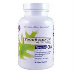 FoodScience of Vermont Tonalin-CLA - 90 Softgel Capsules