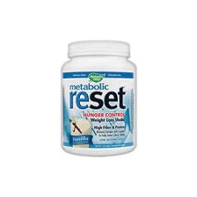 tures Way Nature's Way Metabolic ReSet Weight Loss Shake Mix - Vanilla