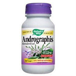tures Way Andrographis Standardized Extract by Nature's Way - 60 Vegetarian Capsules