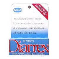 Diarrex (Diarrhea Relief) 50 tabs from Hylands (Hyland's)