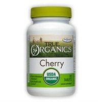 Enzymatic Therapy True Organics Cherry - 90 Tablets