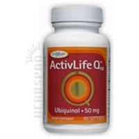 Enzymatic Therapy - ActivLife Q10 Ubiquinol 50 mg. - 60 Softgels