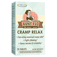 Enzymatic Therapy Aunt Flo Cramp Relax - 20 Tablets
