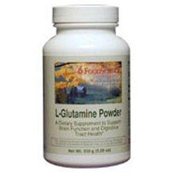FoodScience of Vermont L-Glutamine Dietary Supplement Powder