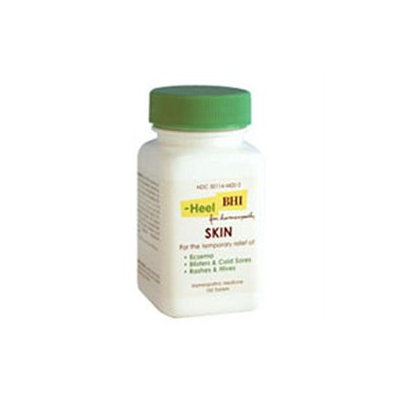 Heel BHI Skin Homeopathic Medication - 100 Tablets