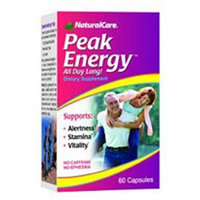 turalcare Peak Energy 60 Caps by Natural Care