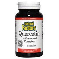 Natural Factors Quercetin Bioflavonoid Complex - 60 Capsules