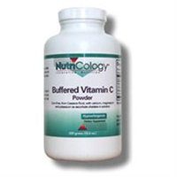 Nutricology/ Allergy Research Group Buffered Vitamin C Powder Cassava Pwd 10.6 Oz by Nutricology/ Allergy