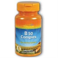 Vitamin B Complex 100 30 tabs, Thompson Nutritional Products