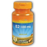 Vitamin B-2 100mg 30 caps, Thompson Nutritional Products
