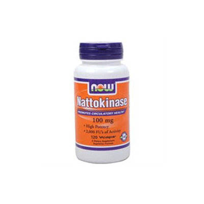 NOW Foods Nattokinase 100 mg VCaps