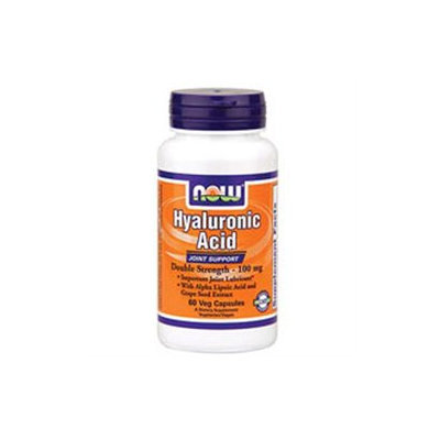 NOW Foods Hyaluronic Acid 100 mg VCaps