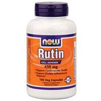 NOW Foods - Rutin Antioxidant Protection 500 mg. - 100 Vegetarian Capsules