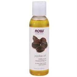 NOW Foods - Jojoba Oil Pure - 4 oz.