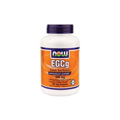 NOW Foods EGCg green tea Extract 400 mg VCaps