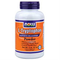 Now Foods L-Tryptophan Powder 2 oz
